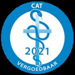 CAT 2021 Vergoedbaar